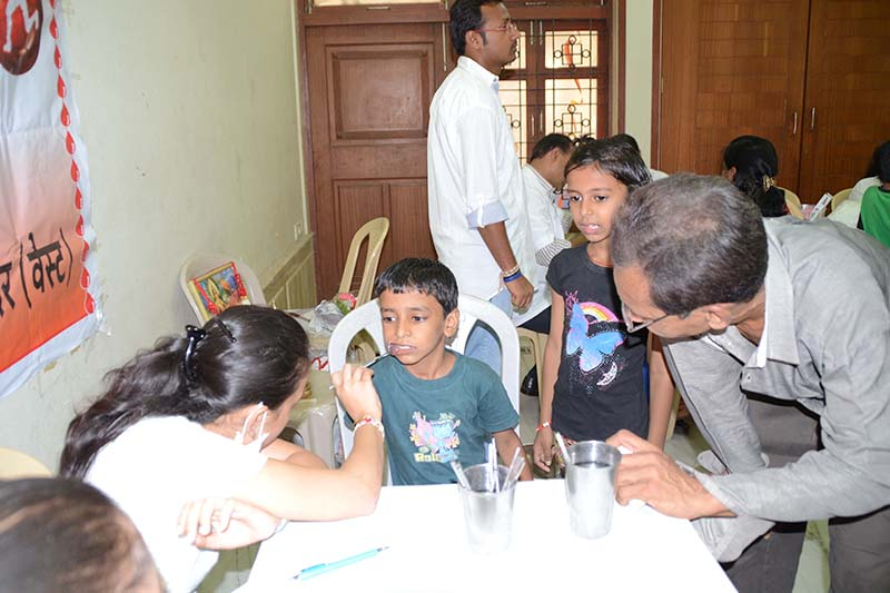 DENTAL CHECKUP BY DR RICHA DHAROD